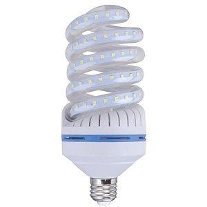 Lâmpada LED Espiral 24W Branca