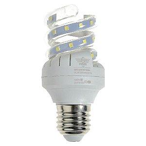 Lâmpada LED Espiral 5w Branca | Inmetro