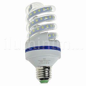Lâmpada LED Espiral 12w Branca