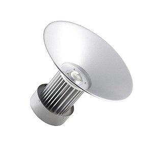 Luminária Industrial LED High Bay 50W Branco Frio