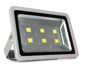 Refletor Holofote LED 300w Branco Quente