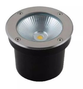 Spot Cob Balizador LED 7W Branca | Amarela para Piso