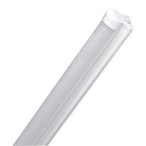 Lâmpada LED Tubular T8 18W 1,20m c/ Calha - Branco Frio | Inmetro