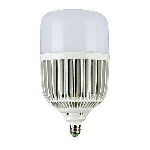 Lampada de LED Alta Potencia 50W Branco Quente