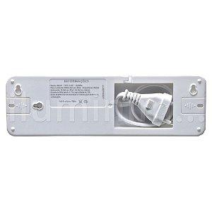 Luminária de Emergência 30 LEDs | Slim