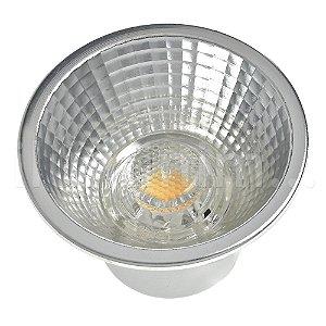 Lâmpada LED AR70 7w Gu10 Branco Frio | Inmetro