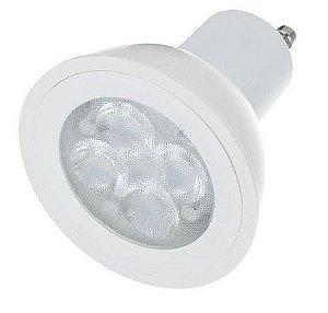Lampada LED Dicróica 4,5W GU10 Branco Quente | Inmetro