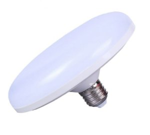 Lâmpada LED Prato 24W Bivolt Branca