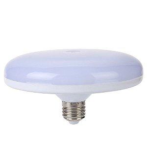 Lâmpada LED Prato 18W Bivolt Branco Neutro | Inmetro