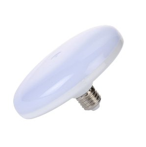 Lâmpada LED Prato 18W Bivolt Branca