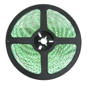 Fita LED Verde 5050 5 metros 72W IP20