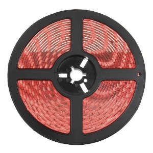 Fita LED 5050 Vermelha 5 Metros IP65 - À prova d'água - 72W