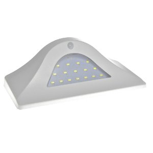Luminaria Solar LED Sensor de Movimento 16 Leds
