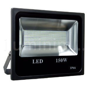 Refletor Holofote MicroLED 150W Branco Frio