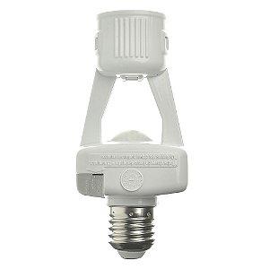 Sensor Presença Soquete E27 Automático