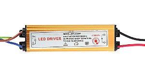 Driver para Refletor LED 20w - Reposição