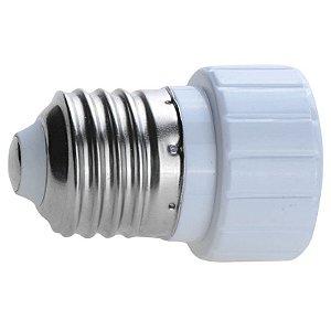 Adaptador Soquete E-27 P/ Lâmpada GU10