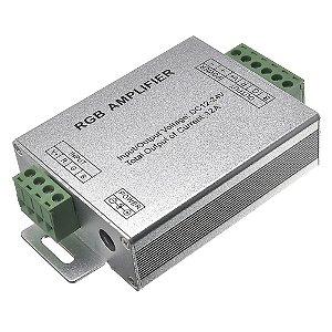Amplificador de Sinal Fita LED RGB - 12V - 144W