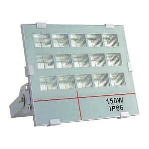 Refletor Holofote MicroLED 150W Multifocal Branco Frio