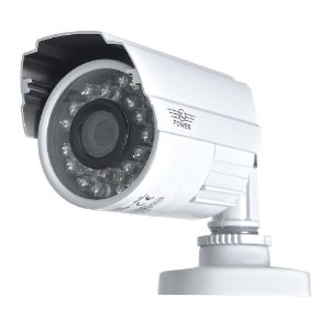 Câmera Segurança de LED Bullet Infravermelho AHD 24 LEDs 1200 Linhas