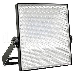 Refletor Holofote LED Prismático PRO 20W Branco Quente