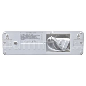 Kit 10 Luminária de Emergência 30 LEDs | Slim