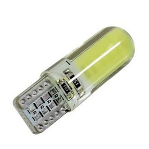 Lâmpada LED Automotiva T10 5W Cob 36 Leds Xenon