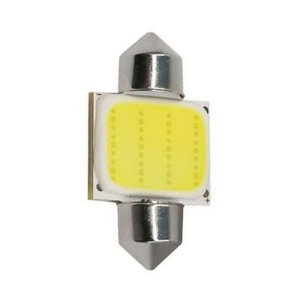 Lâmpada LED Cob Automotiva Torpedo C5w 31mm