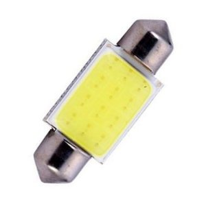 Lâmpada LED Cob Automotiva Torpedo C5w 39mm
