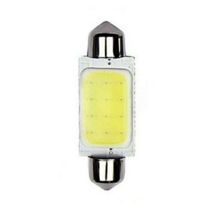 Lâmpada LED Cob Automotiva Torpedo C5w 41mm