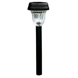 Espeto de Jardim LED Solar 0,75W Branco Frio
