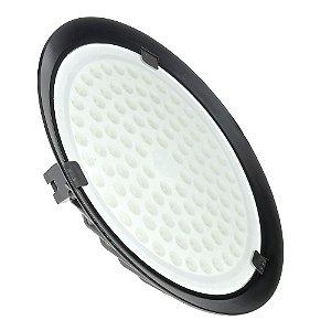 Luminária Industrial LED High Bay UFO 100W Branco Frio