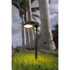 Spot Balizador LED 4,5W Downlight Branco Quente