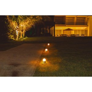 Spot Balizador LED 2,5W Uplight Branco Quente