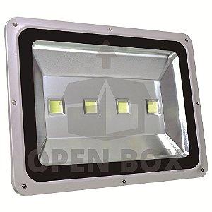 Refletor Holofote LED 200w Branco Frio - Open Box