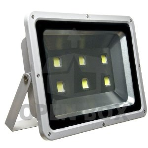 Refletor Holofote LED 300w Branco Frio - Open Box