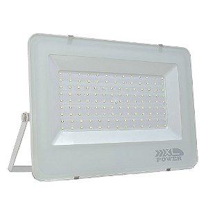 Refletor MicroLED Ultra Thin 150W Branco Frio White Type