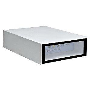 Luminária Arandela LED 4W Branco Frio 6500K