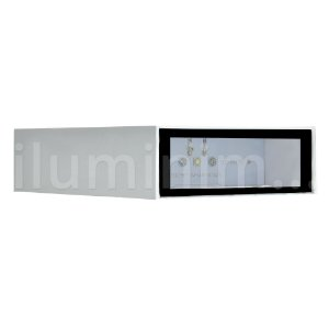 Luminária Arandela LED 4W Branco Quente 3000K