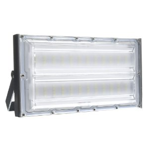 Refletor LED Industrial Modular 100w Performance PRO Branco Frio IP68
