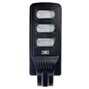 Luminária Pública Solar LED 60w Branco Frio