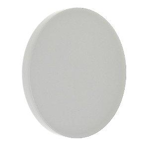 Luminária Plafon LED 18W Embutir Redonda Branco Frio Borda Infinita