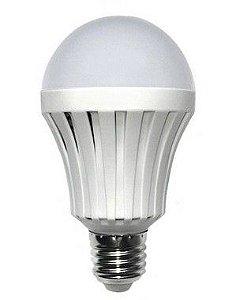 Lâmpada LED 12w Bulbo de Emergência | Inmetro