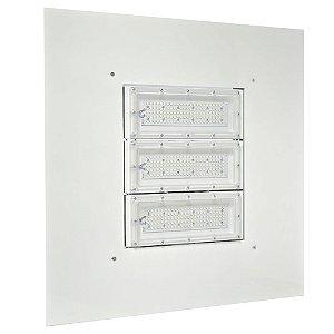 Luminária LED Posto de Gasolina 120W