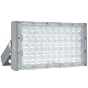 Refletor LED Industrial Modular 50w Performance PRO Azul - IP68 - 12V