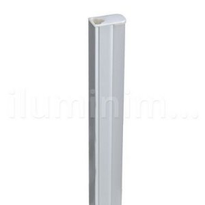 Lampada LED Tubular T5 18w - 1,20m c/ Calha - Branco Neutro   Inmetro