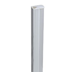 Lampada LED Tubular T5 14w - 90cm c/ Calha - Branco Frio | Inmetro