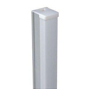 Lampada LED Tubular T5 14w - 90cm c/ Calha - Branco Quente | Inmetro