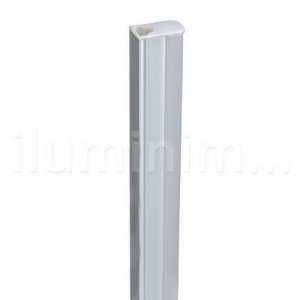 Lampada LED Tubular T5 6w - 30cm c/ Calha - Branco Neutro | Inmetro