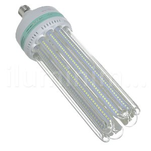 Lâmpada LED Milho 6U E27 150W Branco Frio | Inmetro